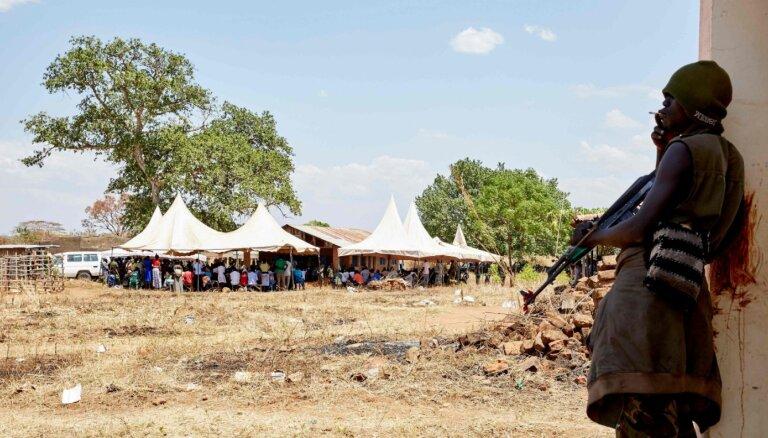 Dienvidsudānā cilšu sadursmēs nogalina ap 1000 cilvēku