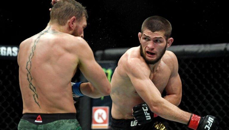 UFC prezidents: Nurmagomedova un Meivezera cīņai jānotiek pēc MMA noteikumiem