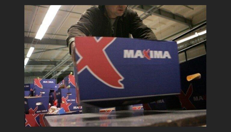 В магазинах Maxima начнут продавать страховку OCTA
