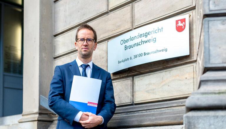 Vācijas patērētāji tiesā iesniedz kolektīvu prasību pret VW ražotāju