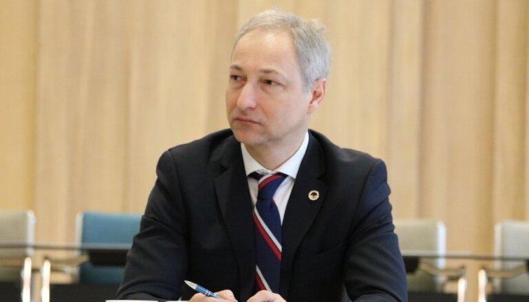 Борданс инициирует голосование Сейма об отставке главы NEPLP