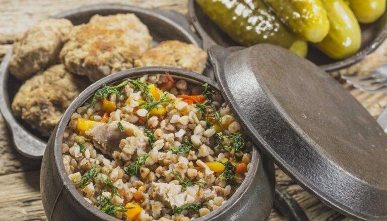 Что приготовить из гречки, если просто кашу есть надоело?