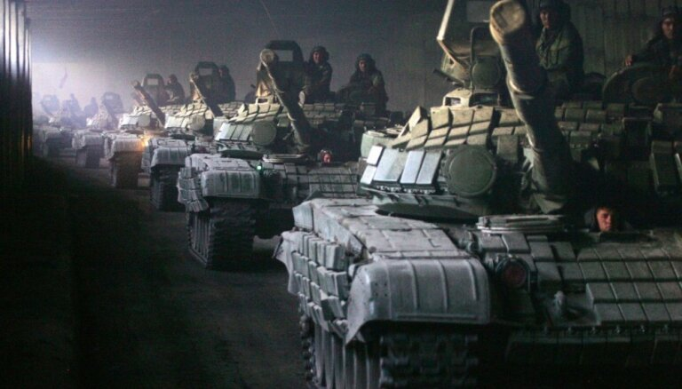 Sešas ANO Drošības padomes valstis un Igaunija aicina Krieviju izvest karaspēku no Gruzijas