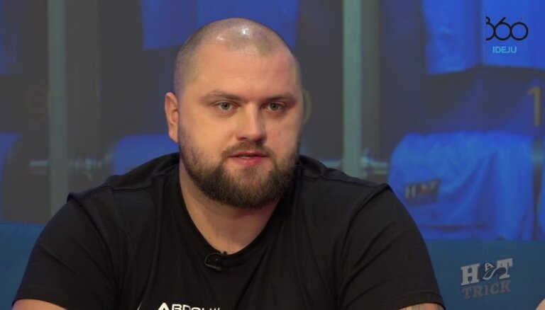 Artūrs Štālbergs stāsta par izaicinājumu no Lietuvas sieviešu izlases