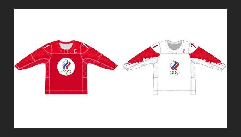 Сборная России на чемпионате мира в Риге будет играть как команда Олимпийского комитета России
