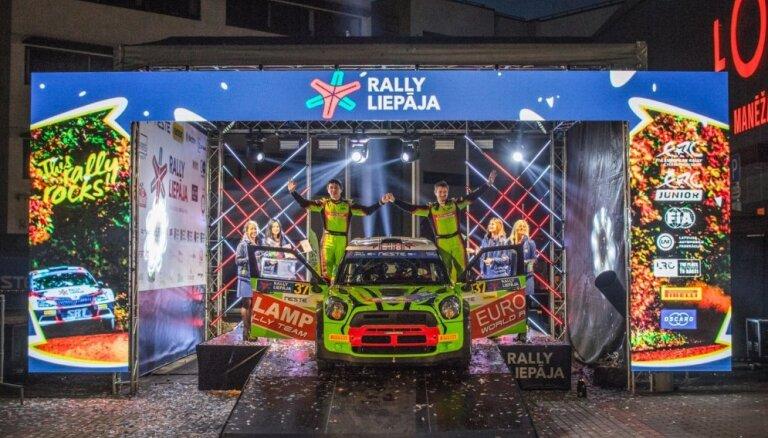 Sāk biļešu tirdzniecību uz vērienīgo 'Rally Liepāja'