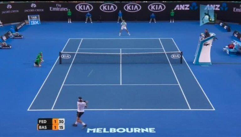 'Australian Open' pirmā diena