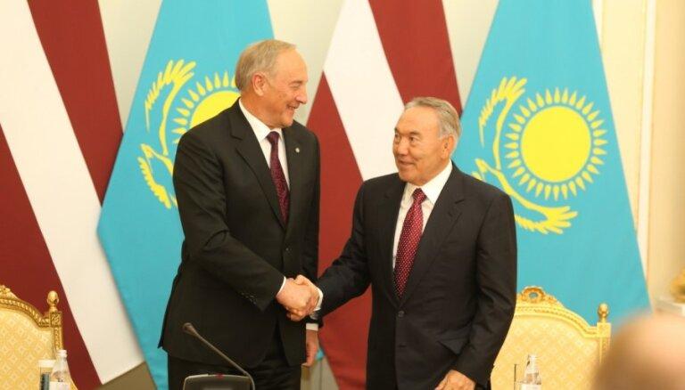 Казахстан нацелился на латвийские порты