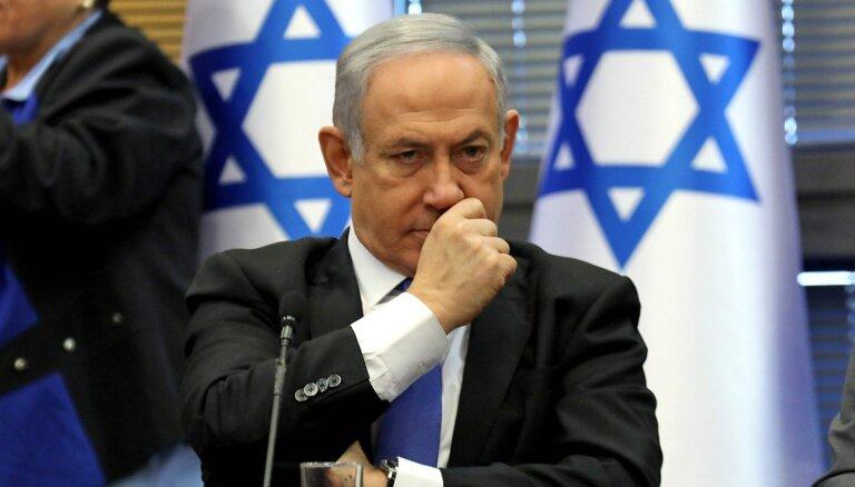 Премьеру Израиля Биньямину Нетаньяху предъявили обвинения в коррупции
