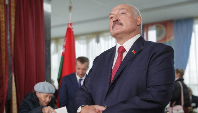 Результаты exit poll: Лукашенко набрал 79,7% голосов
