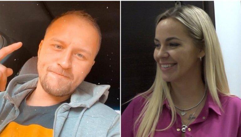 Katrīne un Kaspars Saulieši par to, kādas patlaban ir viņu attiecības