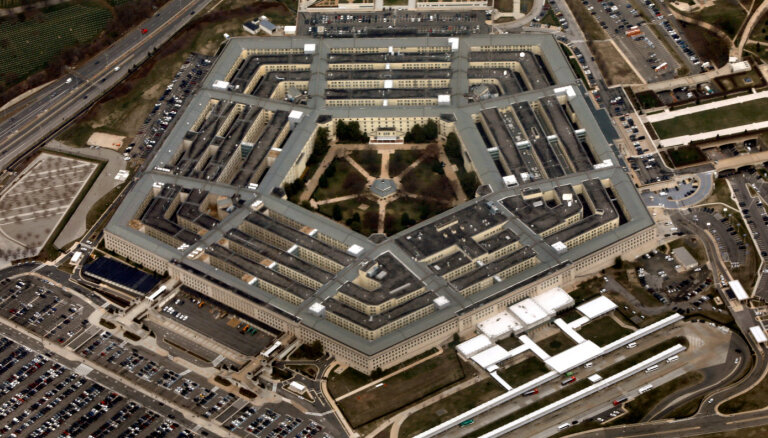 Американские спецслужбы не смогли объяснить полеты НЛО