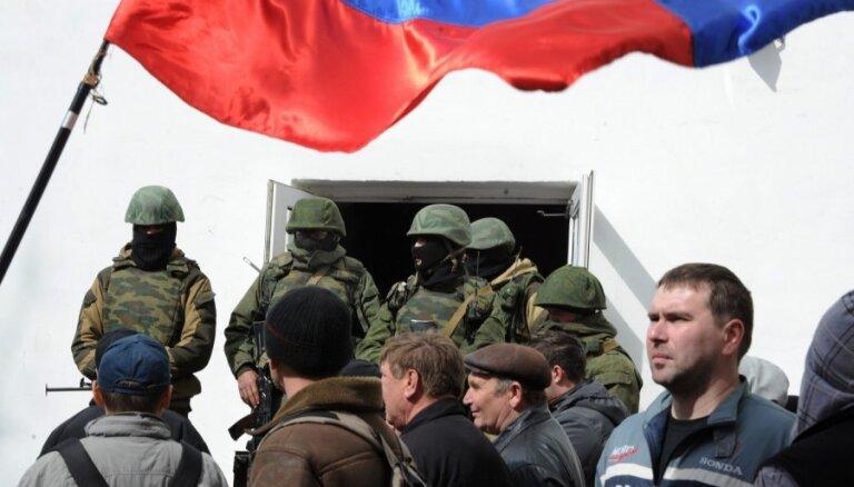 Премьер Литвы: по вопросу аннексии Крыма ЕС будет придерживаться единой позиции