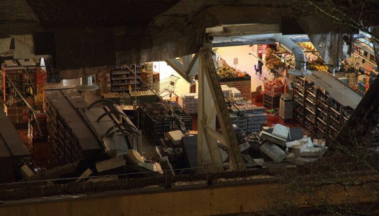 Sabrukušais 'Maxima' veikals – arhitektūras gada balvas ieguvējs
