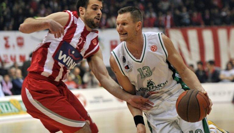 VIDEO: ULEB Eirolīgas basketbolā spēļu apskats