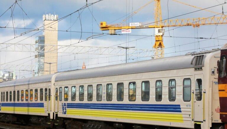 Украина считает успехом поезд Киев-Рига, маршрут могут продлить до Таллина
