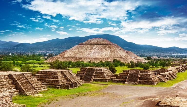 Тутанхамону и не снилось: ТОП-9 знаменитых НЕ египетских пирамид
