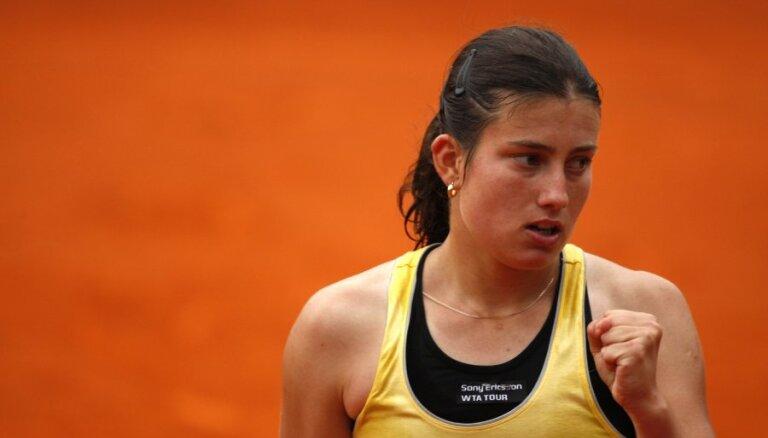 Sevastova WTA rangā joprojām ieņem 185.vietu