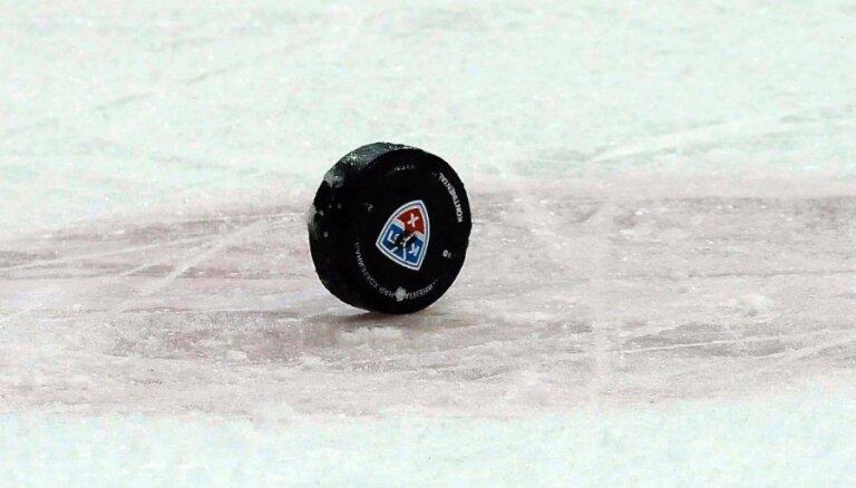 SKA hokejistam Ribinam piešķirta trīs mēnešu diskvalifikācija par dopinga pārkāpumiem