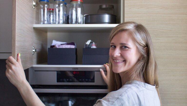 Revīzija virtuvē: padomi virtuves sadzīves tehnikas uzglabāšanā