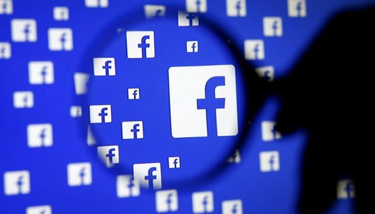 'Facebook' izjauc plašu Irānas vadītu manipulācijas kampaņu