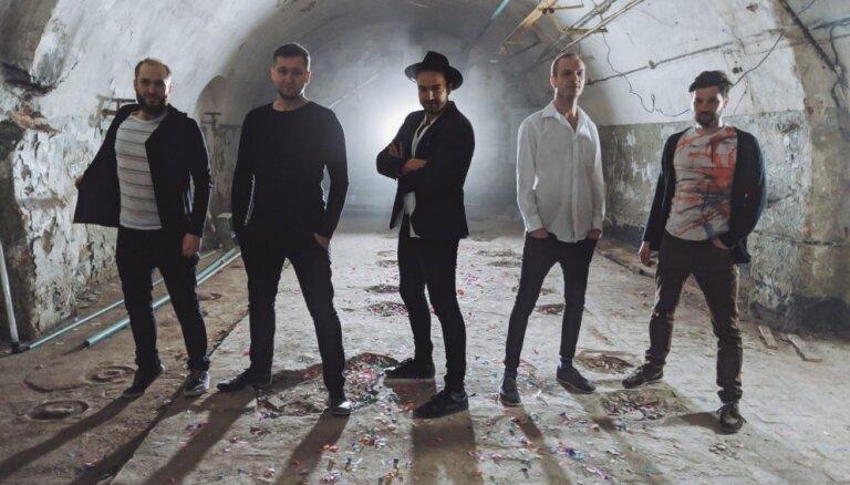 Noskaties! Latgaliešu grupa 'Bez PVN' publicē jaunu dziesmu un video