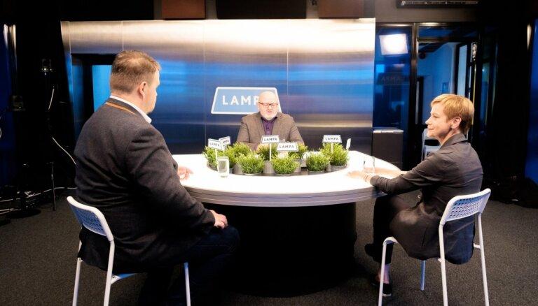 Video: 'Delfi' diskusija 'Pilsoniskā sabiedrība 'Vētrainie 2020tie''