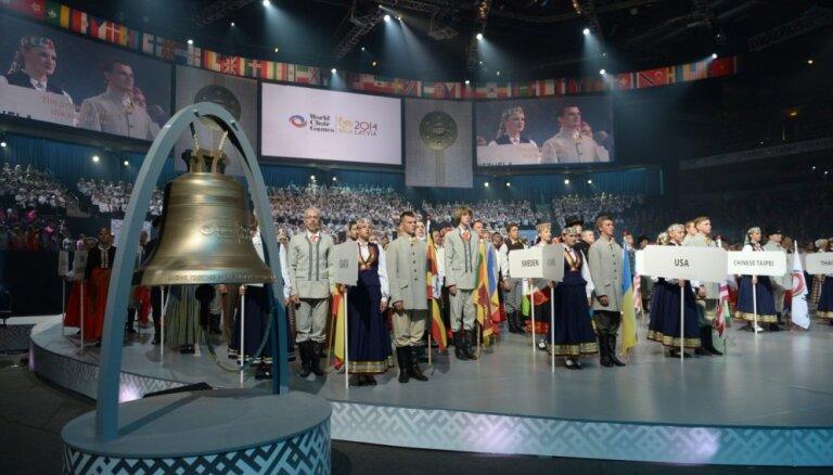 Rīga gatava Eiropas koru olimpiādei. Ikviens aicināts līdzdarboties