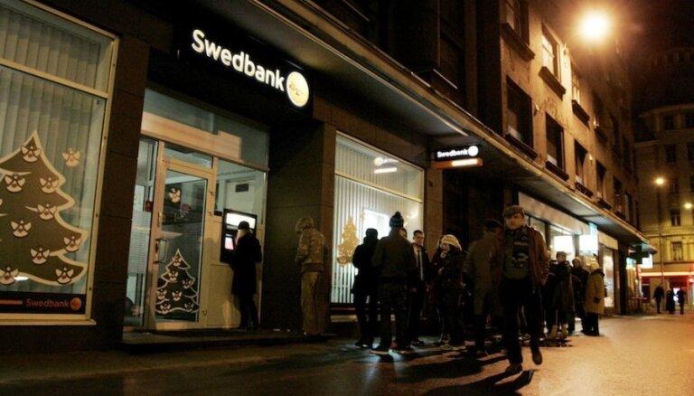 Генпрокурор: за слухи о крахе Swedbank никого не накажут