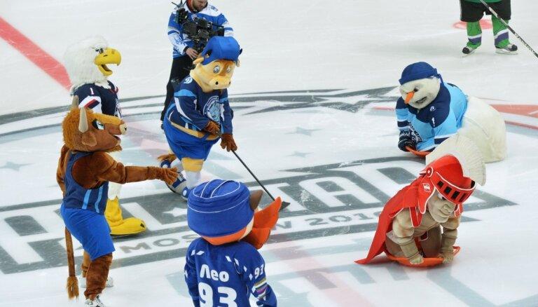 Rīga uzņems 2021. gada KHL Visu zvaigžņu spēli