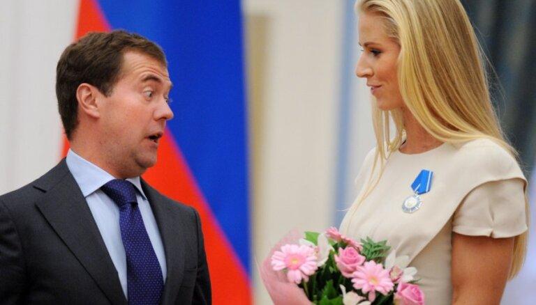 Дементьева введена в Зал теннисной славы России