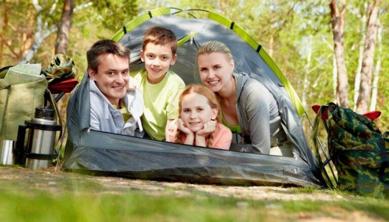 5 советов, как летом лучше всего выспаться в палатке
