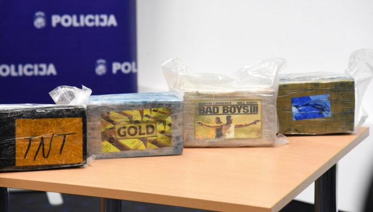 TV3: по делу о двух тоннах кокаина задержан бывший сотрудник полиции