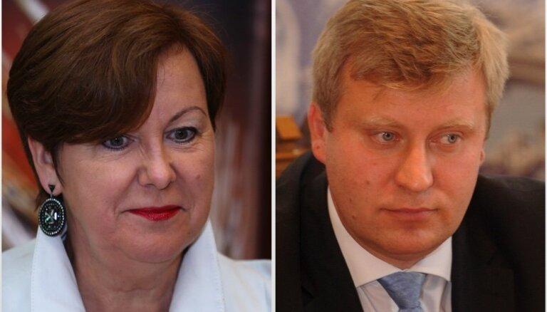 Korupcijas skandāls RTAB: Jermoloviča un Tolstojs iesniedz atlūgumus