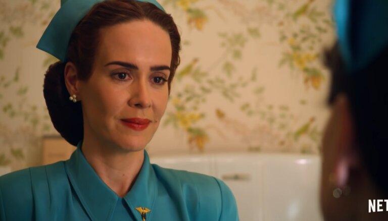 'Netflix' pārraidīs Mērfija jauno seriālu, kas uzņemts 'Amerikāņu šausmu stāsta' stilā