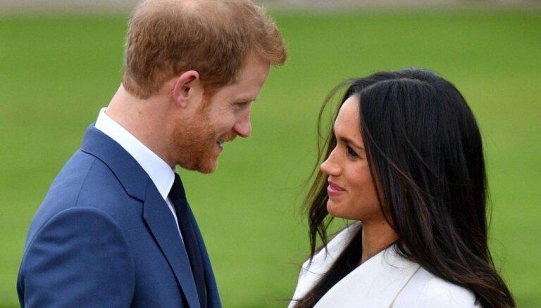 СМИ сообщили на кого похож сын принца Гарри и Меган Маркл