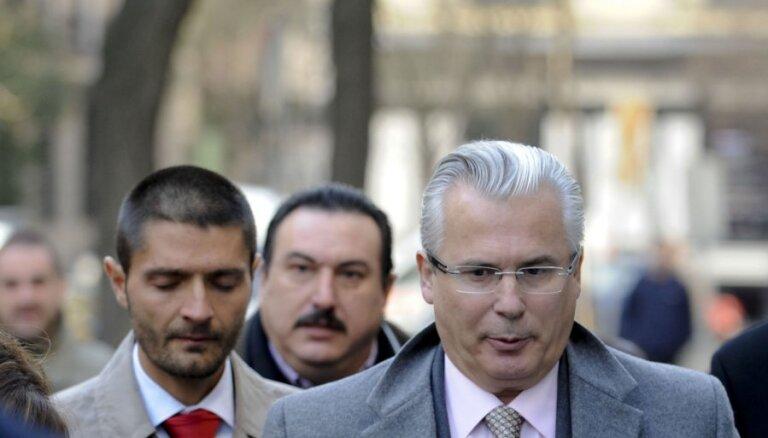 Spānijas tiesa noraida lūgumu izbeigt lietu pret prominento tiesnesi