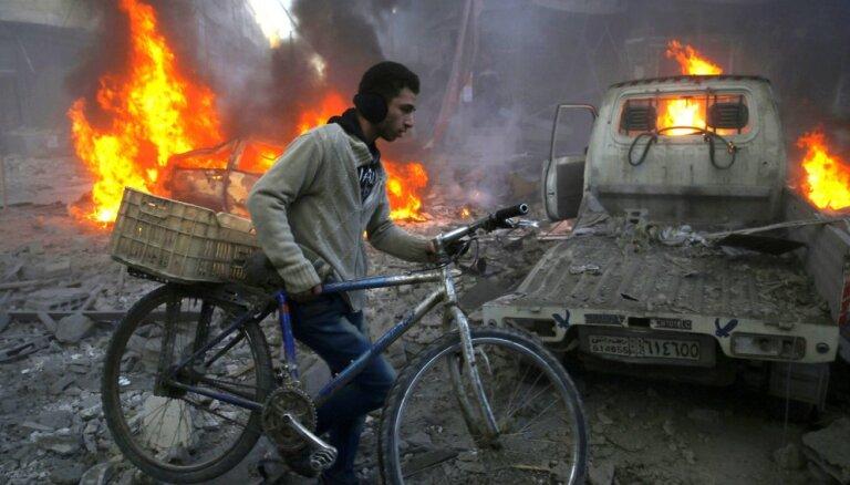 """При израильском авианалете на Сирию погиб один из лидеров """"Хизбаллы"""""""
