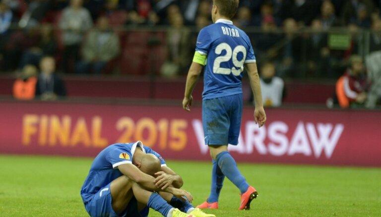 """Украинский """"Днепр"""" лишили призовых за выход в финал в Лиге Европы"""
