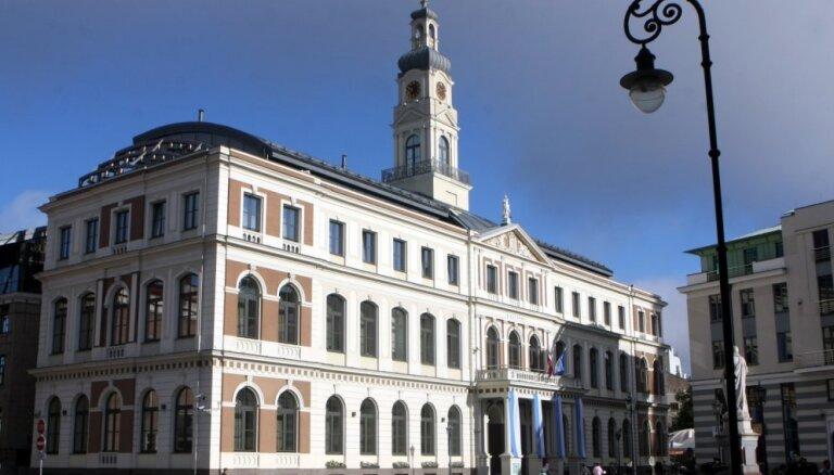 Первое заседание Рижской думы нового созыва состоится 22 июня