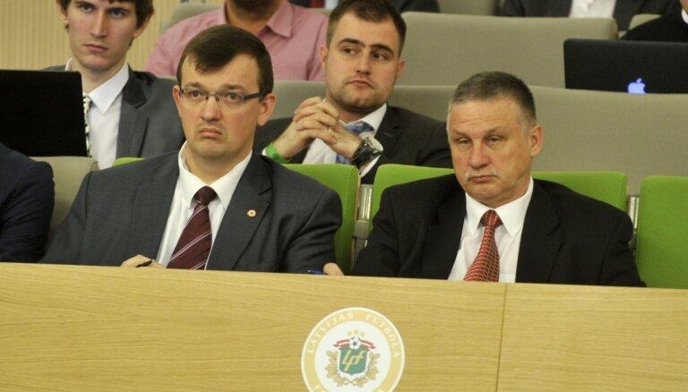 Jurijs Andrejevs pildīs LFF sporta direktora pienākumus