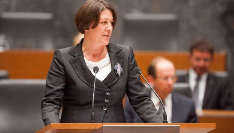 'Rail Baltica' virzība notiek atbilstoši plānam – ES komisāre tikusi pārliecināta