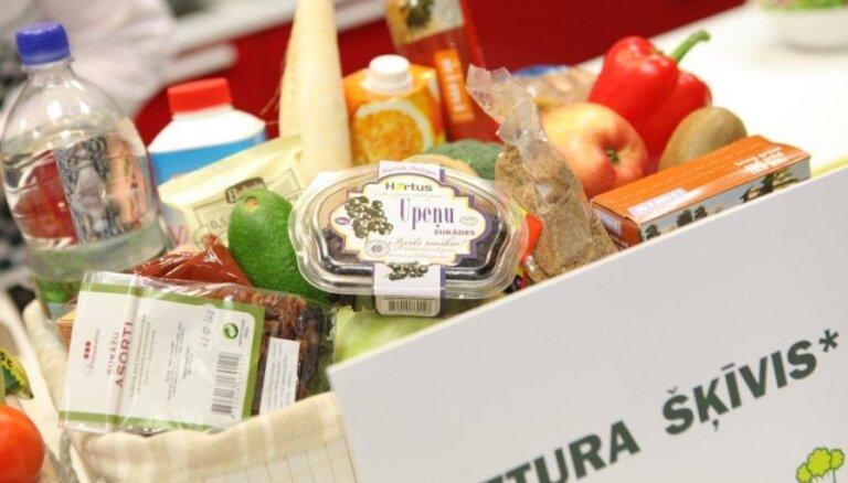 Жители Латвии едят много жирных продуктов и сладостей, и мало овощей и фруктов