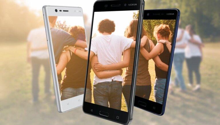 LMT sāk ar 'Android' darbojošos 'Nokia' viedtālruņu tirdzniecību