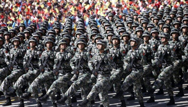 Ķīna ievērojami palielinās ANO miera uzturētāju skaitu