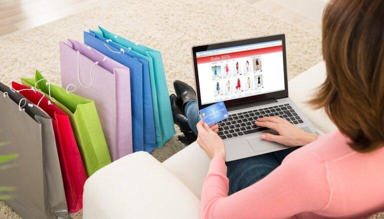 Kā ierobežot vēlmi iepirkties internetā?