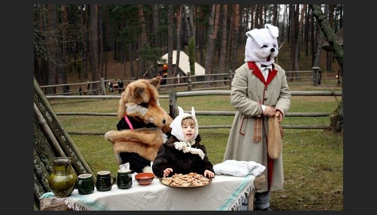 Dažas idejas, kā kopā ar bērnu gatavoties Mārtiņdienai