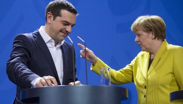 Eiropas līderi neapmierināti un piesardzīgi par Grieķijas referenduma rezultātiem