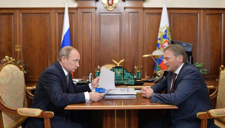 Lembergam bijis kopīgs ofšors ar pašreizējo Putina padomnieku