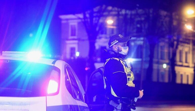 За нарушение ограничений в период локдауна предусмотрены штрафы до 2000 евро
